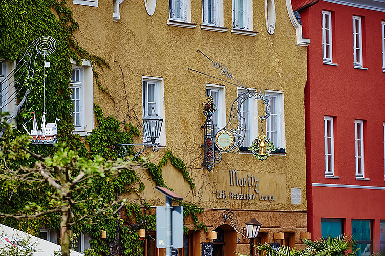 Experience the historic centre of Memmingen
